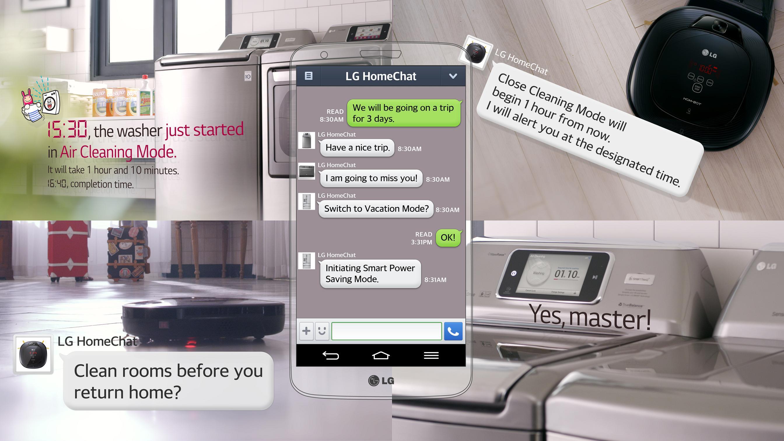 Устройства будут управляться с телефона