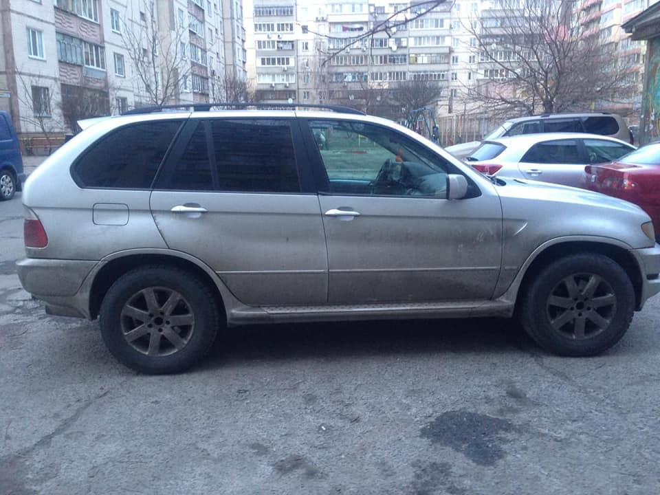 Фото необычных машин опубликовал министр юстиции Денис Малюська