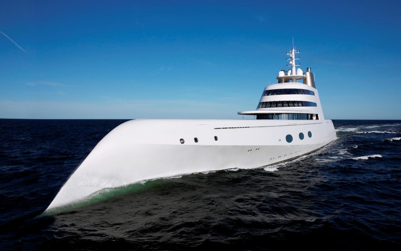 Секс на прогулочной яхте