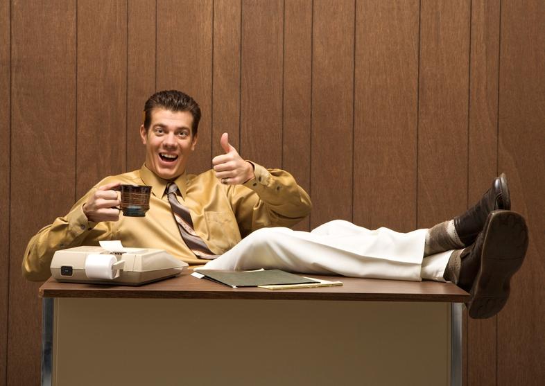 Хороший рабочий день всегда начинается с кофе