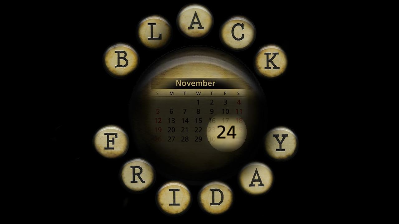 Шопоголики, держитесь: впереди «черная пятница»