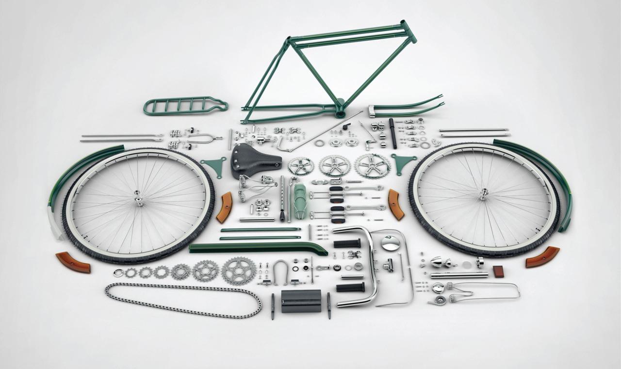 Ремонт колес велосипед 3 фотография