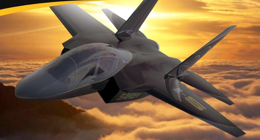 Saker S-1 - воздушная новинка ученых-разработчиков ВВС США