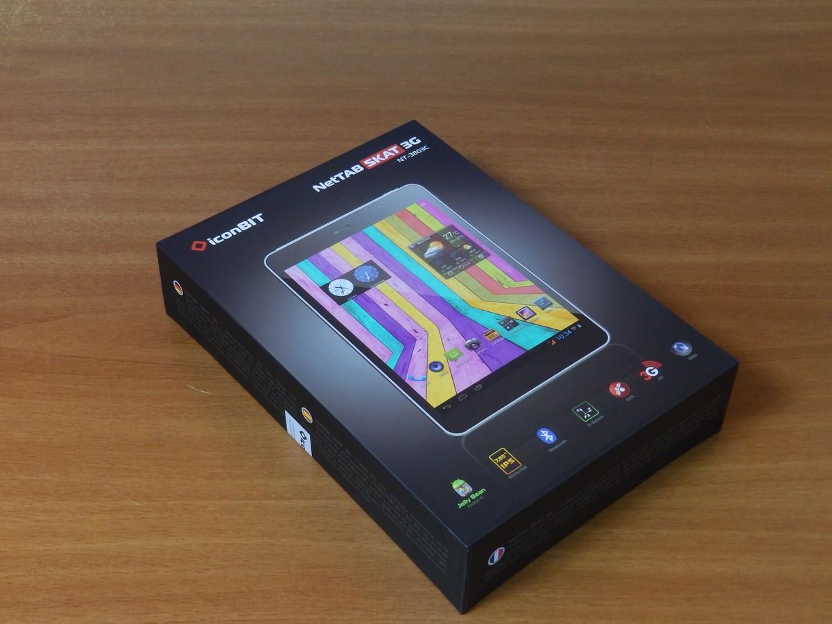 iconBIT NetTAB SKAT 3G