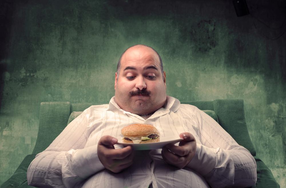 С фастфудами тебе никогда не похудеть