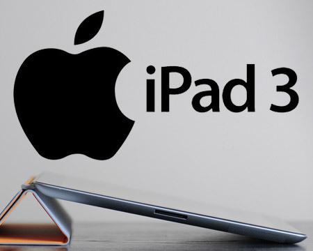iPad 3 стал самым популярным устройством 2012 года