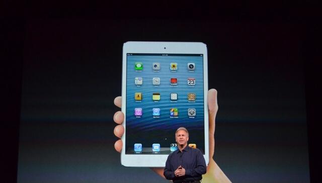 Презентация iPad Mini