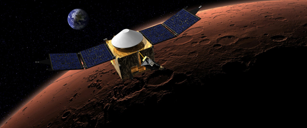 Зонд MAVEN