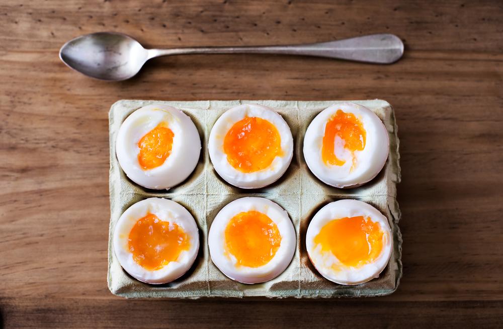 Трескай яйца вместо картошки