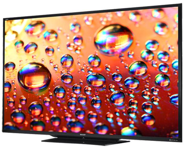 Sharp представила самый большой LED-телевизор в мире.