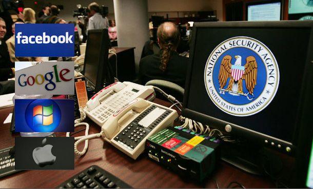 IT-компании ополчились на АНБ