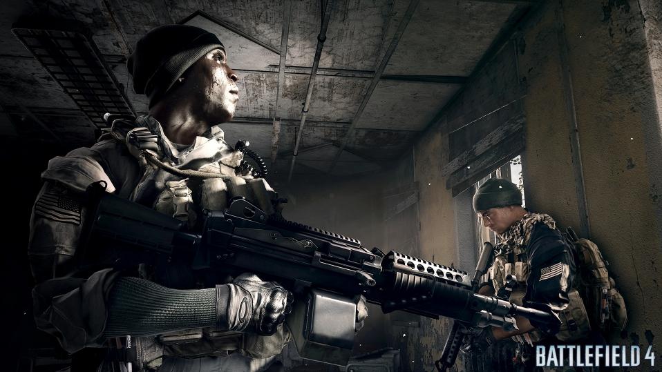Battlefield 4: изображение с игры