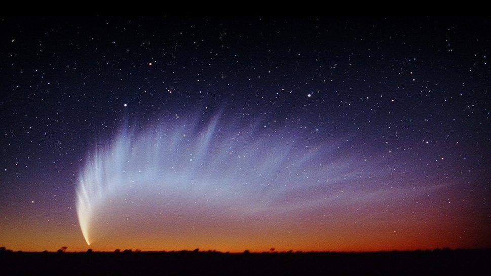 Следующий раз Комета Макнота покажется нескоро