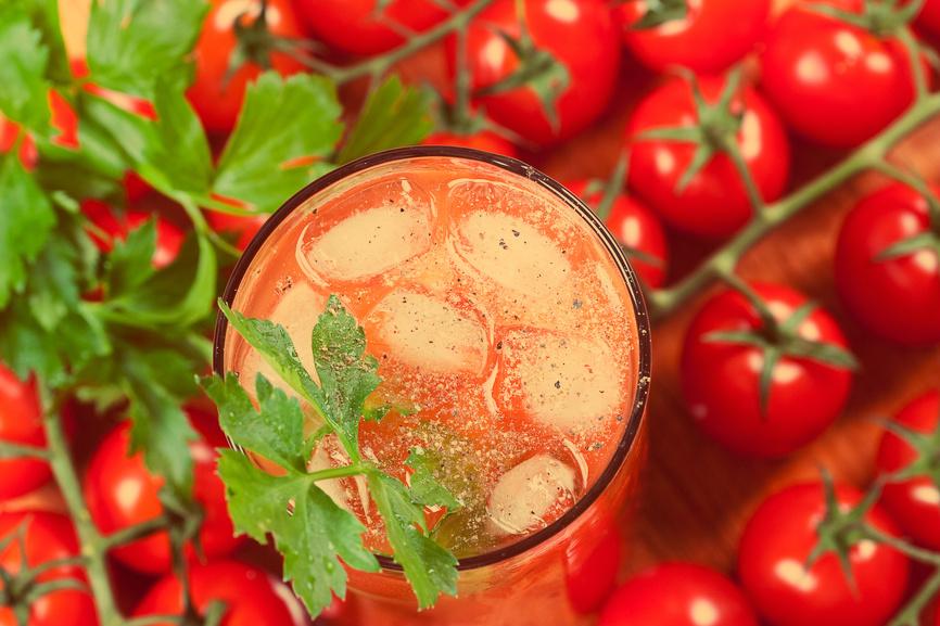 Кровавая Мэри - коктейль для тех, кто жаждет быстро уйти в нирвану