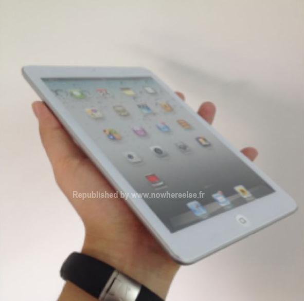 Мини-планшет от Apple