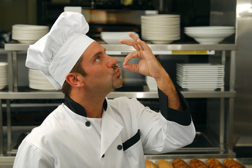 Вкусная еда - главный девиз каждого повара