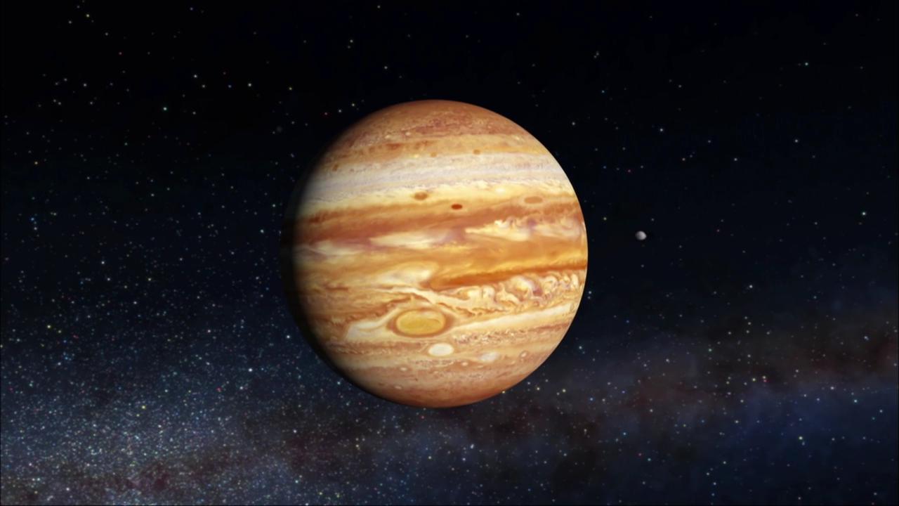 Впечатления о планете юпитер