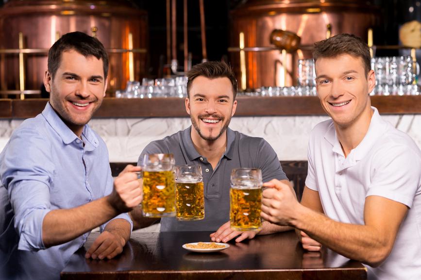 Пиво - один из самых богатых антиоксидантами спиртных напитков