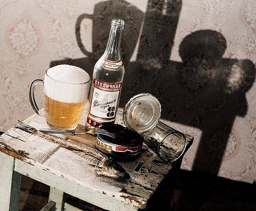 Ерш - напиток поистине святой для любого мужчины: мало кто.