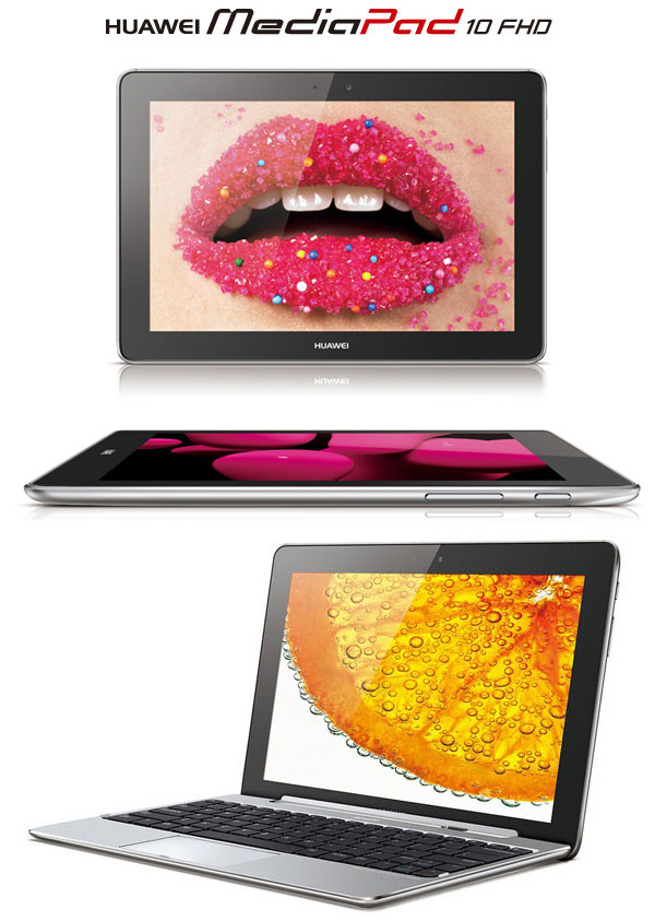 Планшет MediaPad 10 FHD