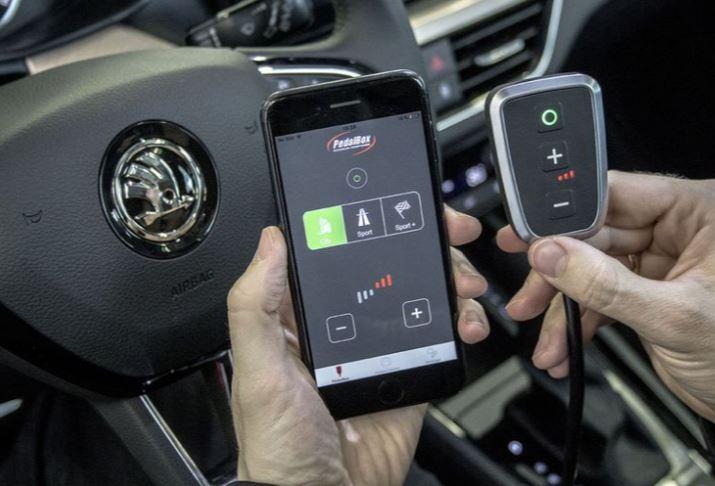 Режимы переключаются на пульте, или с помощью приложения на смартфоне.