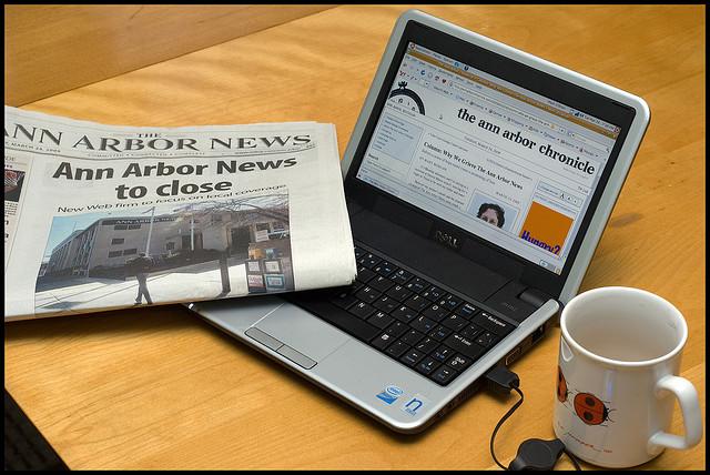 tv news vs internet news