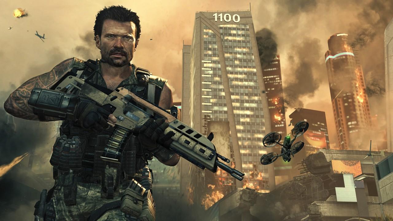 Call of Duty: Black Ops 2 покажет будущее