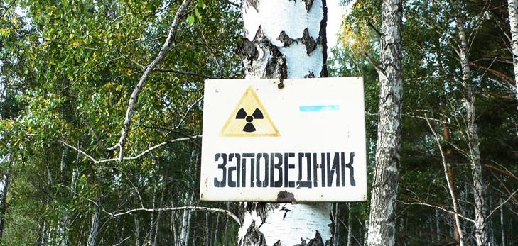 Радиоактивный заповедник - последствие Кыштымской аварии