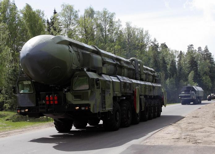 Ядерные боеголовки устанавливают на ракеты