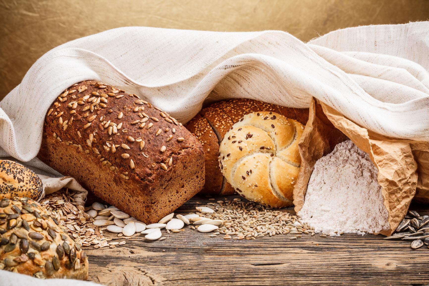 Хлеб. Полезен ли хлеб Вред и польза хлеба. Какой хлеб есть. Как правильно выбирать и есть хлеб