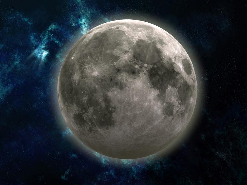 Луна оказалась старше на 150 млн лет
