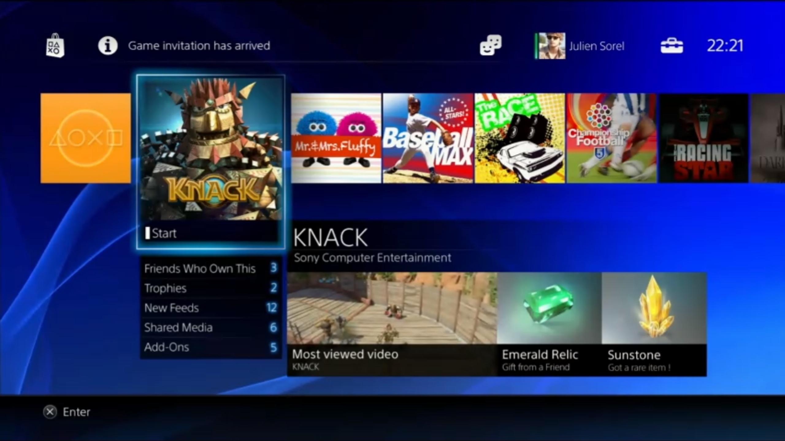 На PlayStation 4 будут эксклюзивные видео