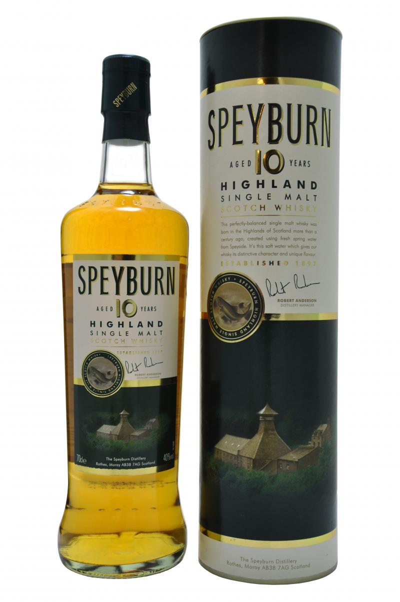 Speyburn 10 Year Old - 600 гривен