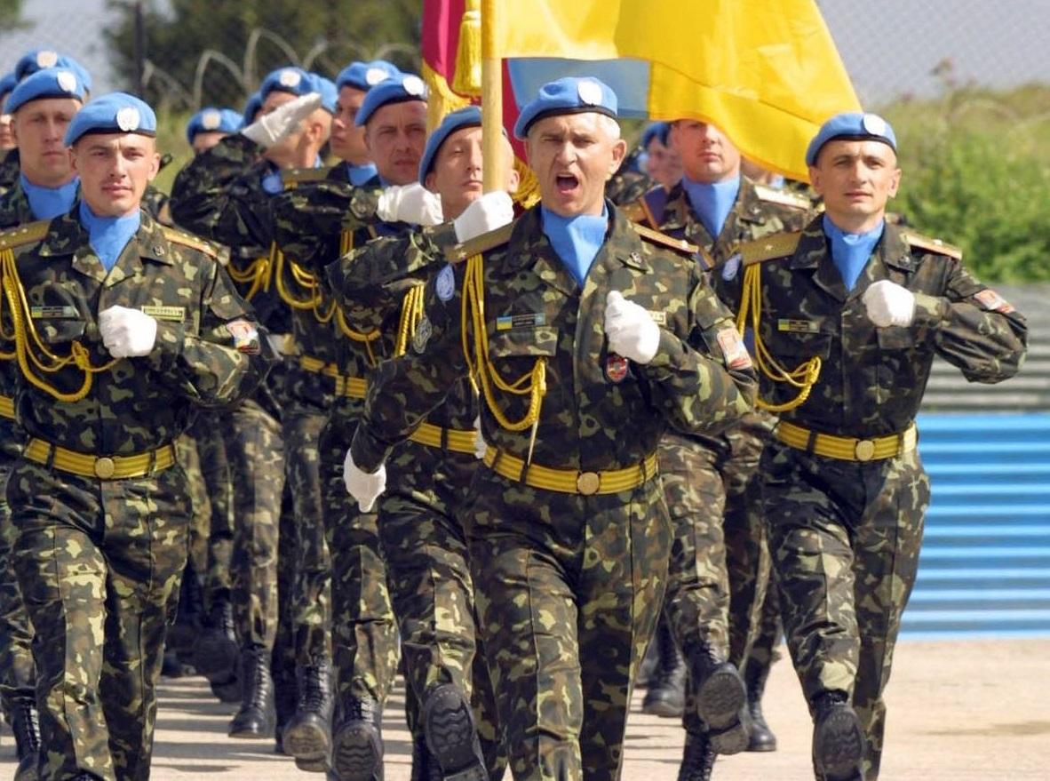 Украинская армия - самая мощная и боеспособная среди не ядерных республик СНГ