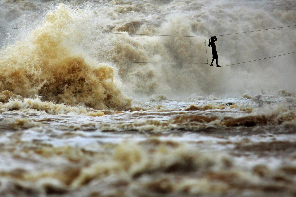 Река Меконг, Китай