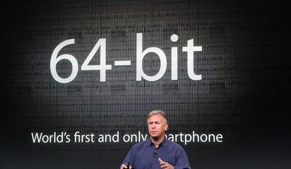 Презентация iPhone 5S: акцентирование на