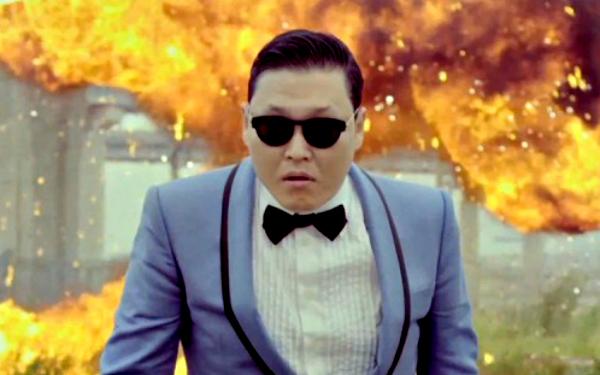 Gangnam style искали чаще всего