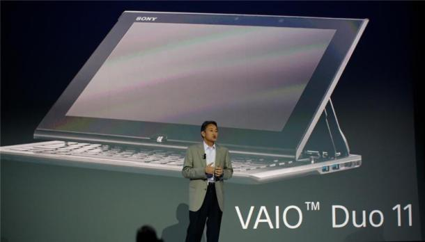 Презентация Vaio Duo 11