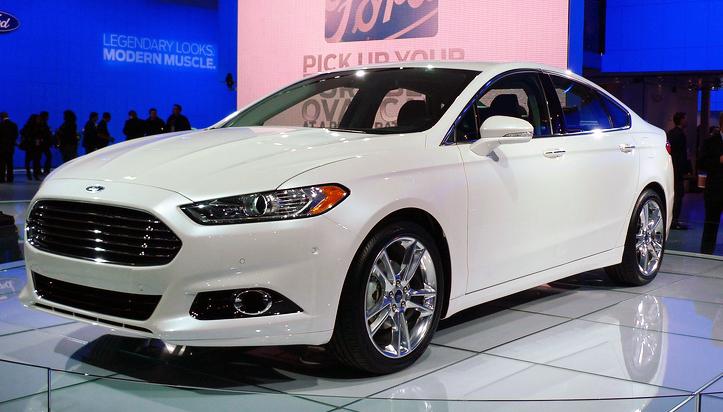 1. Ford Fusion Hybrid