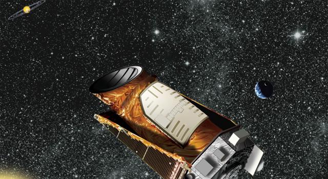Телескоп Кеплер нашел «пьяную» планету