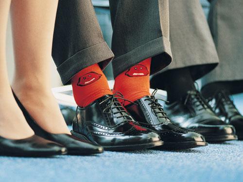 Как снять стресс: путь 5 - выбери правильные носки