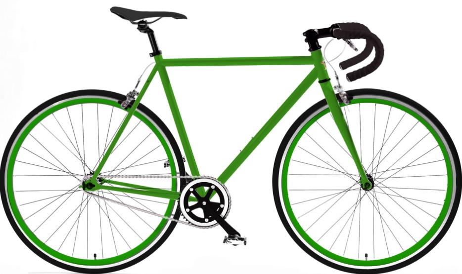 Прогулочный велосипед Big Shot Bikes. Примечательная лаконичная конструкция, на которую определенно обратят внимание на ближайшем байк-шоу. Цена – $429