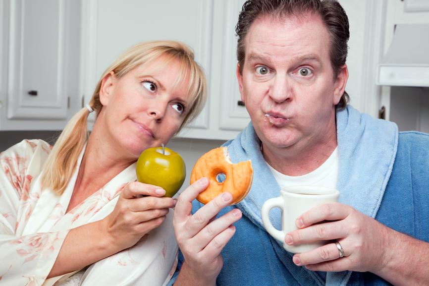 Следи за потреблением калорий, если хочешь сбросить вес