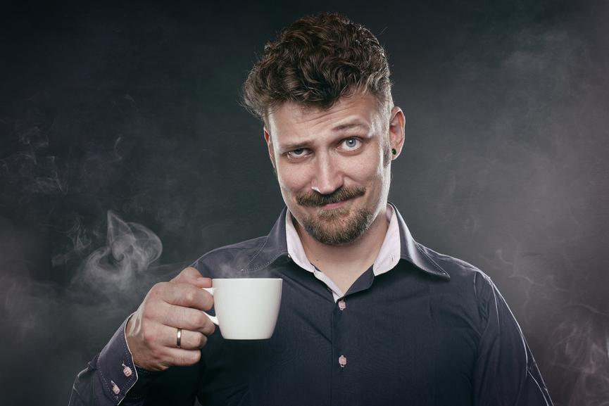 Чашка кофе усиливает мыслительные способности только у математиков