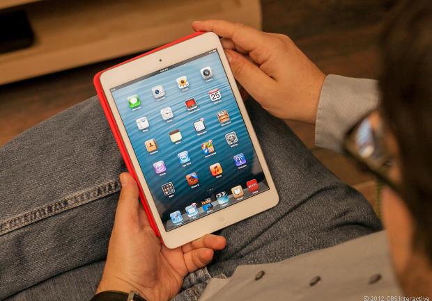 Продажи iPad Mini в Украине стартовали в декабре 2012 года. А теперь уже говорят об iPad Mini-2