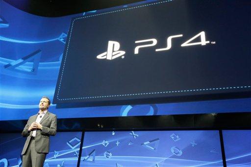 Презентация PlayStation 4 без самой PlayStation 4