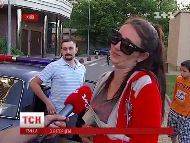 Девушка ,которая была за рулем: «Все.. все нормально»