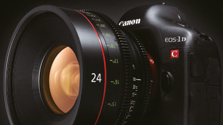 Canon анонсировала камеру, снимающую видео с разрешением 4k