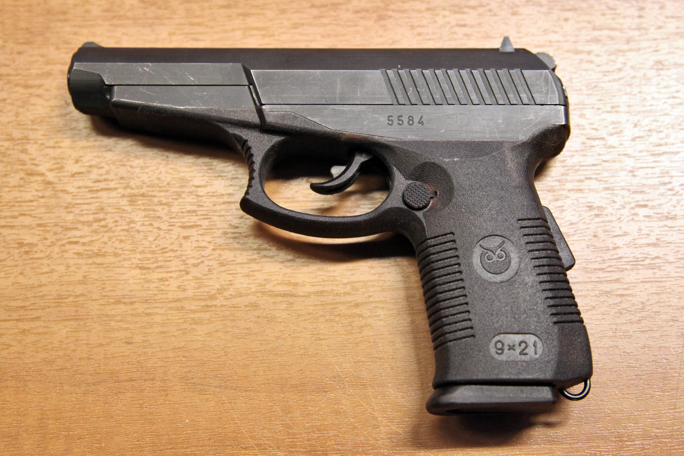 Гюрза - огнестрельная гроза спецназа