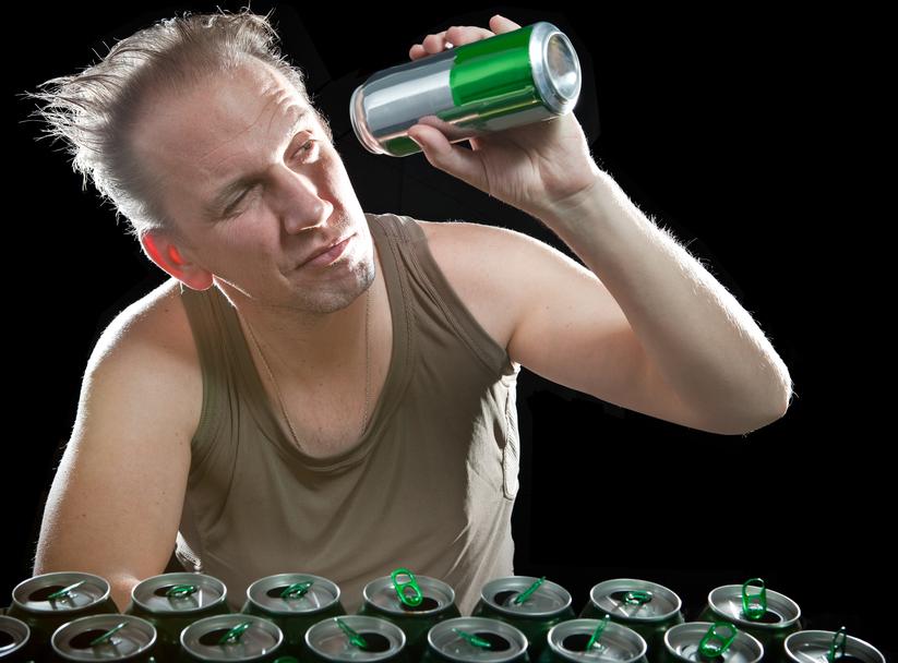 Ежедневная пьянка попахивает алкоголизмом